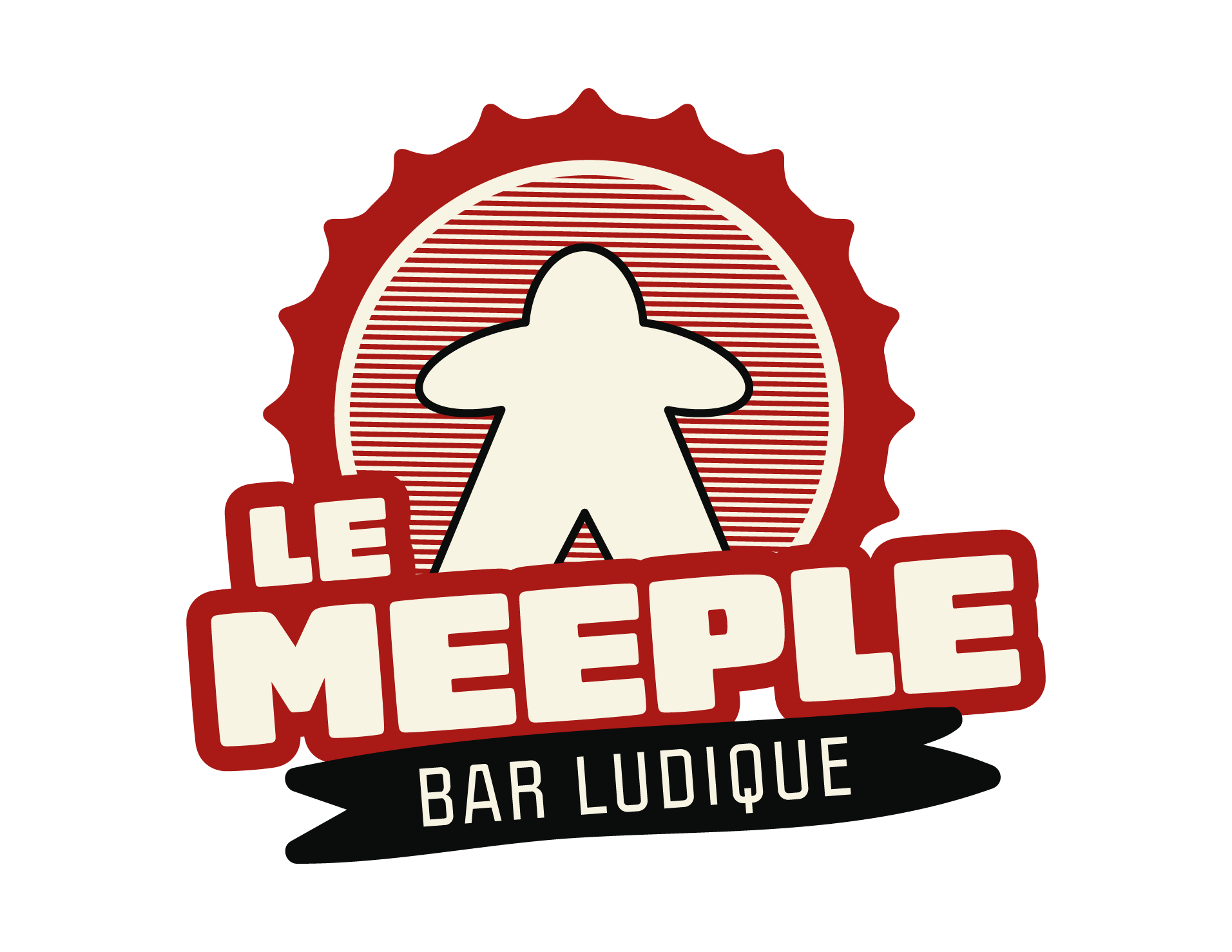 Le Meeple - Bar ludique